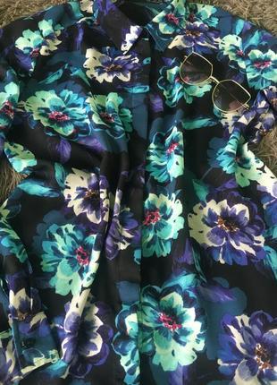 Шикарная блуза/ блузка/ рубашка2 фото