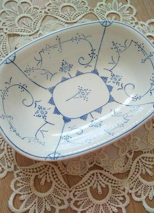 Фарфоровий посуд villeroy& boch/  порцеляна/ тарілка / тарелка