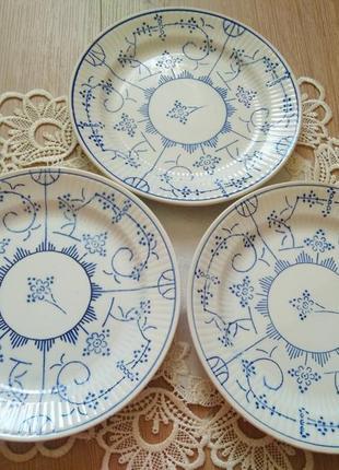 Порцеляновий посуд villeroy& boch/ фарфор/тарілка/тарелка