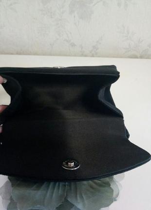 Шикарная дамская сумочка каркасная6 фото