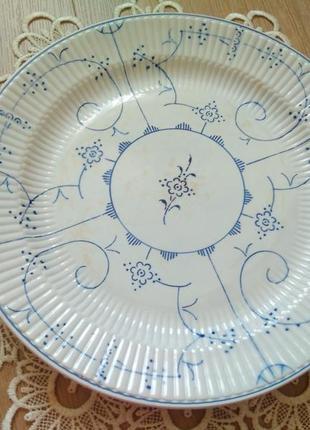 Порцеляновий елітний посуд villeroy &boch / тарілка/тарелка
