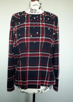 Стильная блузочка h&m. 100% хлопок