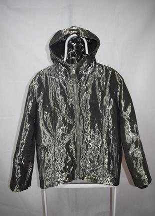 Куртка bogner нейлоновый метал