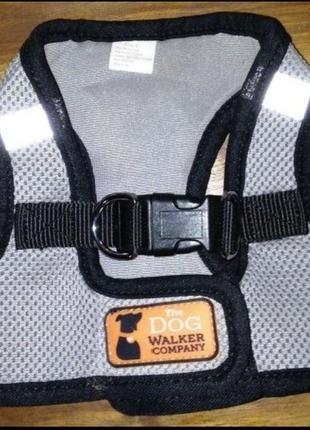 Жилет для небольшой собаки the dog walker company