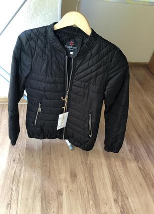 Новий бомбер куртка