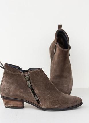 Paul green оригинал новые#кожаные#замшевые ботинки#полуботинки#туфли#броги#челси.