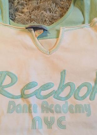 Женская футболка reebok, оригинал