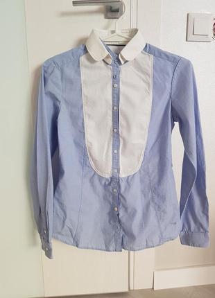 Стильна рубашка massimo dutti