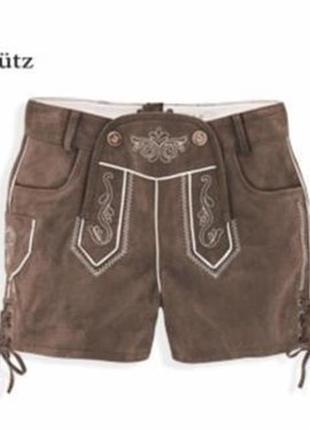 🌺🎀🌺новые красивые короткие женские шорты из натурального замша waldschuts🔥🔥🔥