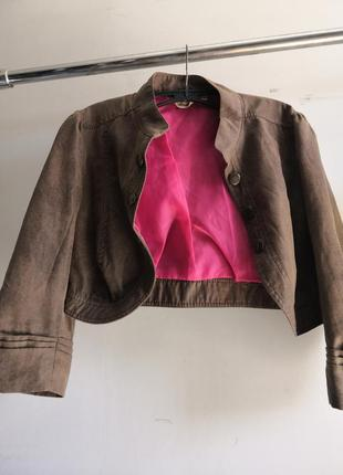 Балеро, пиджак, размер 42