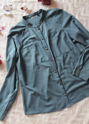 Шикарна сорочка only 42р. женская блуза