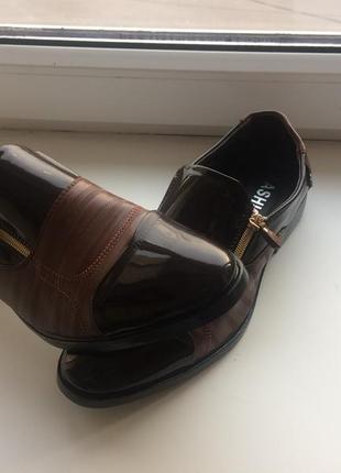 Туфли новые feshion