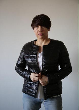 Курточка a&j биопух куртка весенняя3 фото