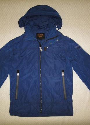 Брендовая куртка ветровка pme legend р. 50-52 (xxl) голландия