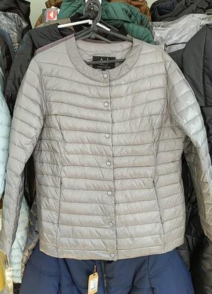 Весенняя курточка aj биопух