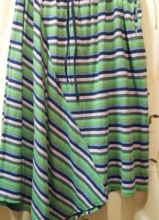 Ассиметричная юбочка