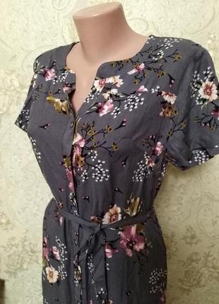 Турция! стильное лёгкое платье! есть размеры!