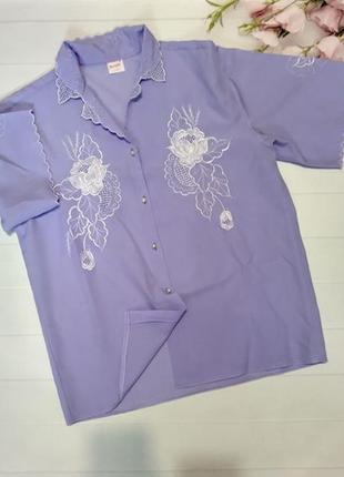 Блуза блузка із вишивкою