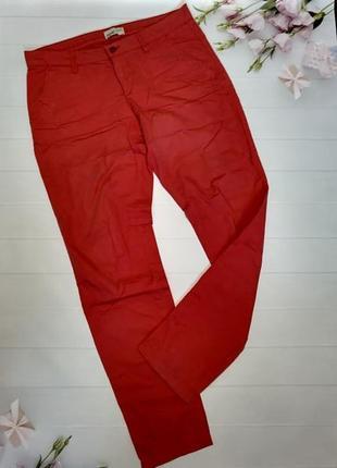 Котонові штани штаны брюки на лето