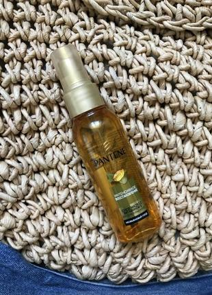 Масло для волос pantene pro-v интенсивное восстановление