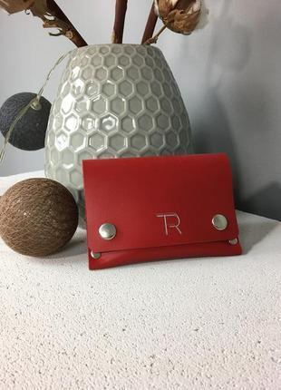Акция!! міні гаманець з натуральної шкіри, мини-кошелек, hand made.