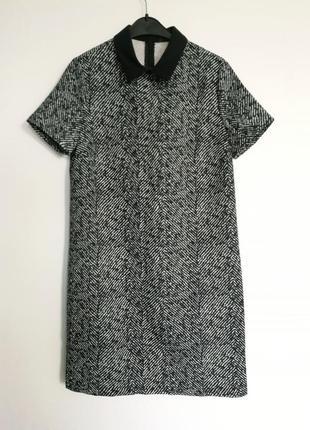 Универсальное платье принт аля зебра :)