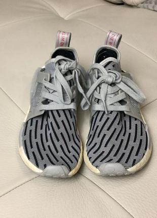 Спортивные кроссовки adidas nmd zebra xr1 скидка!!