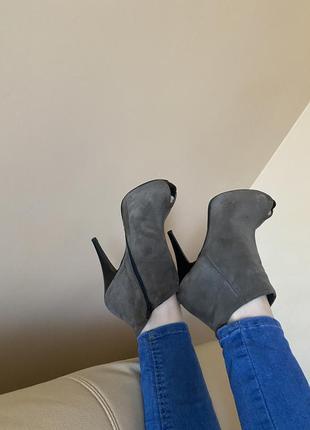 Ботинки туфли джинсы мом италия