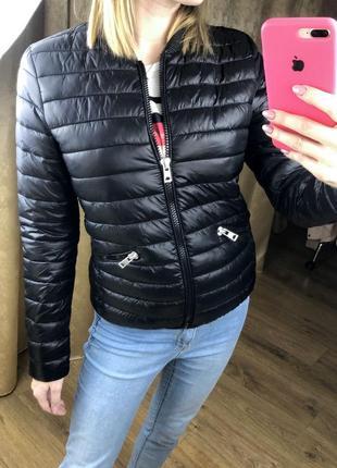 Весенняя куртка amisu разные размеры