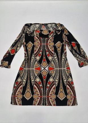 Платье туника julien macdonald