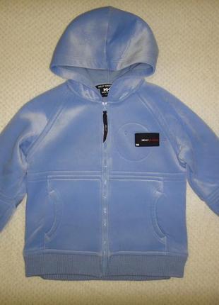 Helly hansen куртка бомбер, кофта р.44-46 (м)