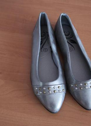 Балетки, туфлі жіночі esmara ( німеччина)