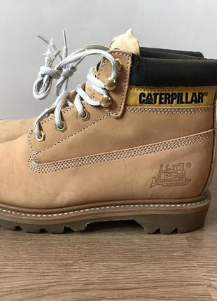 Ботинки catephillar (39)
