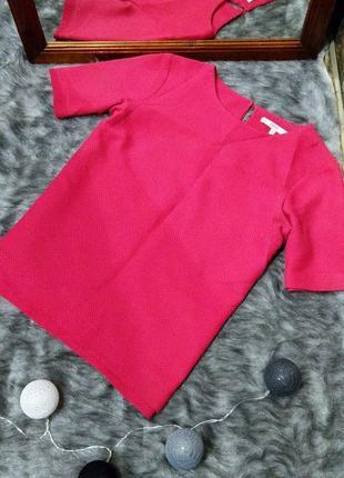 #розвантажуюсь фактурная вафельная блуза кофточка next