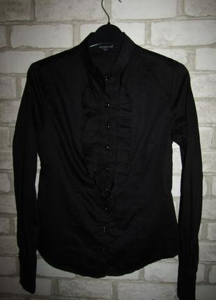 Натуральная рубашка р-р 36 бренд aganda