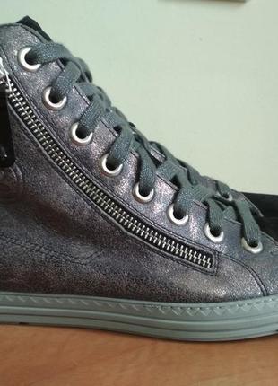 Кожаные ботинки paul green австрия р.5.5 (38.5)