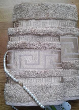 Полотенце бамбук meander cestepe & zeron