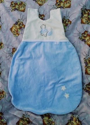 Спальник, кокон, конверт (спальный мешок) для малыша