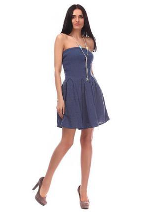Фирменное платье imperial - италия с пышной юбкой