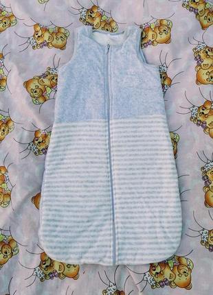 Спальник, спальный мешок, конверт, кокон для малыша)