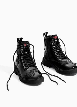 Ботинки zara 2020 32 р