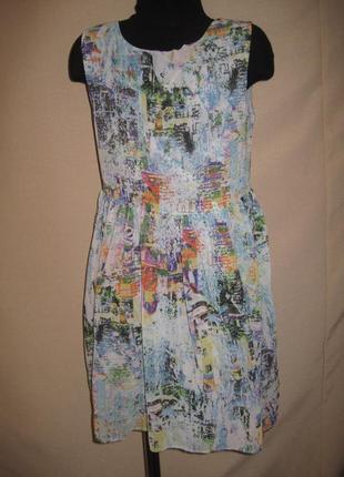 Красивое платье tu 9л