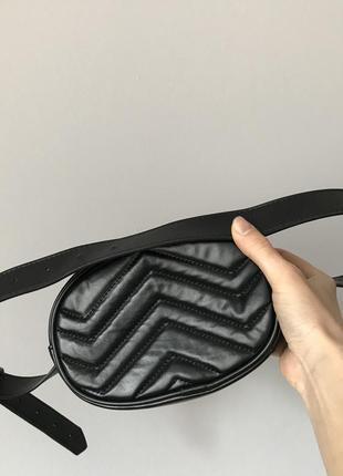 Сумка на пояс трендовая сумка сумочка бананка барсетка