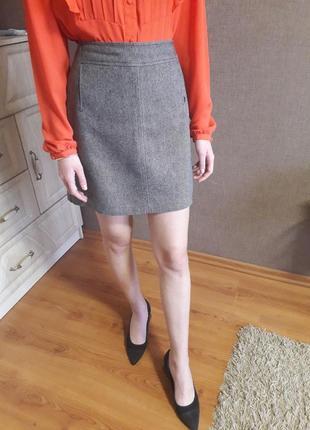 Мини юбка м