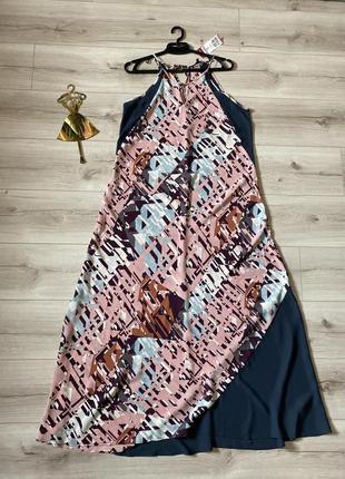 Платье сарафан в пол next 14p