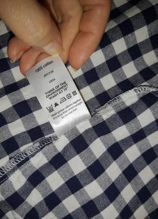 Рубашка-туника женская с коротким рукавом8 фото