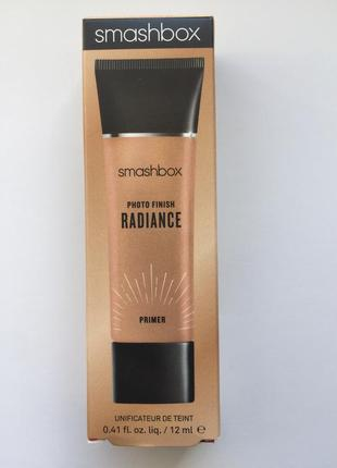 Smashbox photo finish radiance праймер для лица