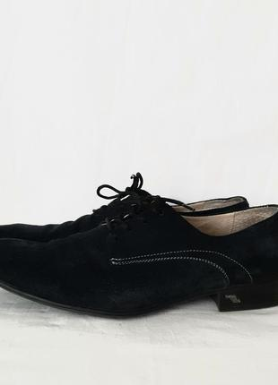 Мужские туфли темно синие разм 41 limited collection