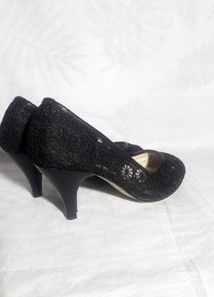 Классические ажурные туфли - лодочки #розвантажуюсь