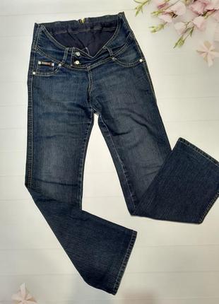 Джинси штани джинсы штаны для беременной вагітної